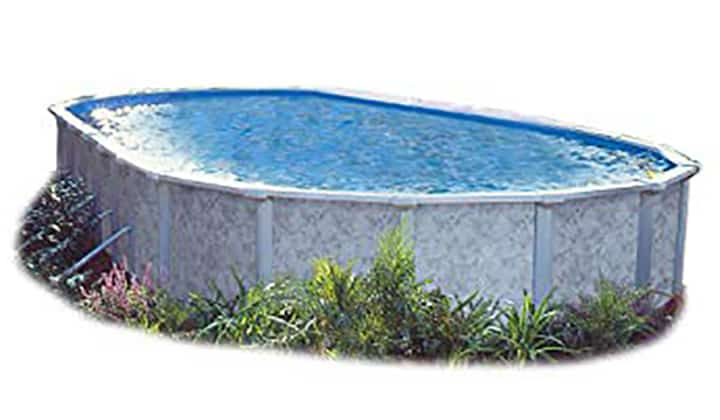 16 X 28 Oval 52 Quot Deep Mystique Above Ground Pool Kit