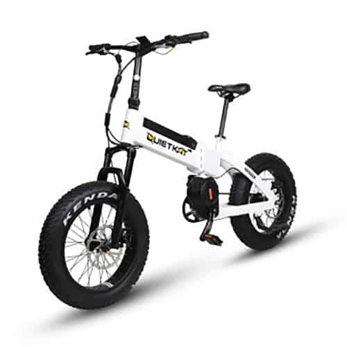Quietkat Voyager Electric Bike