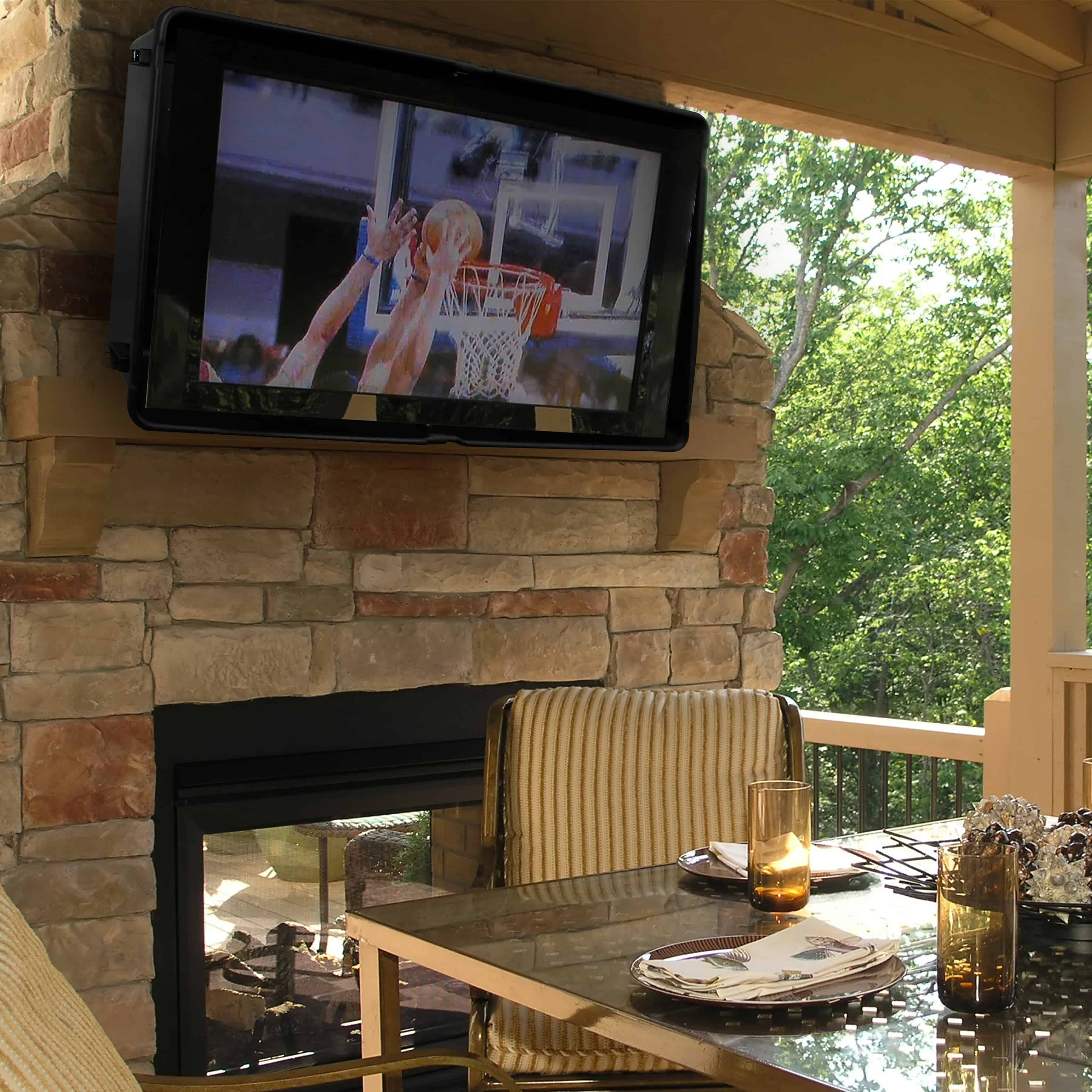 Storm Shell Outdoor Tv Cover Up To 65 Quot Tv Pool Warehouse