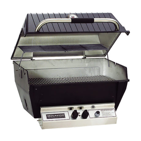 Broilmaster H3X 27-Inch Deluxe Gas Grill