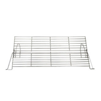 Broilmaster Stainless Steel Folding Retract-A-Rack