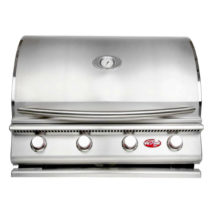 Cal Flame G Series Built-In 4 Burner BBQ Grill
