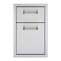 """Delta Heat 13"""" Double Access Drawer"""