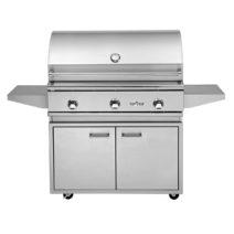 Delta Heat 38-Inch 3-Burner Freestanding Gas Grill