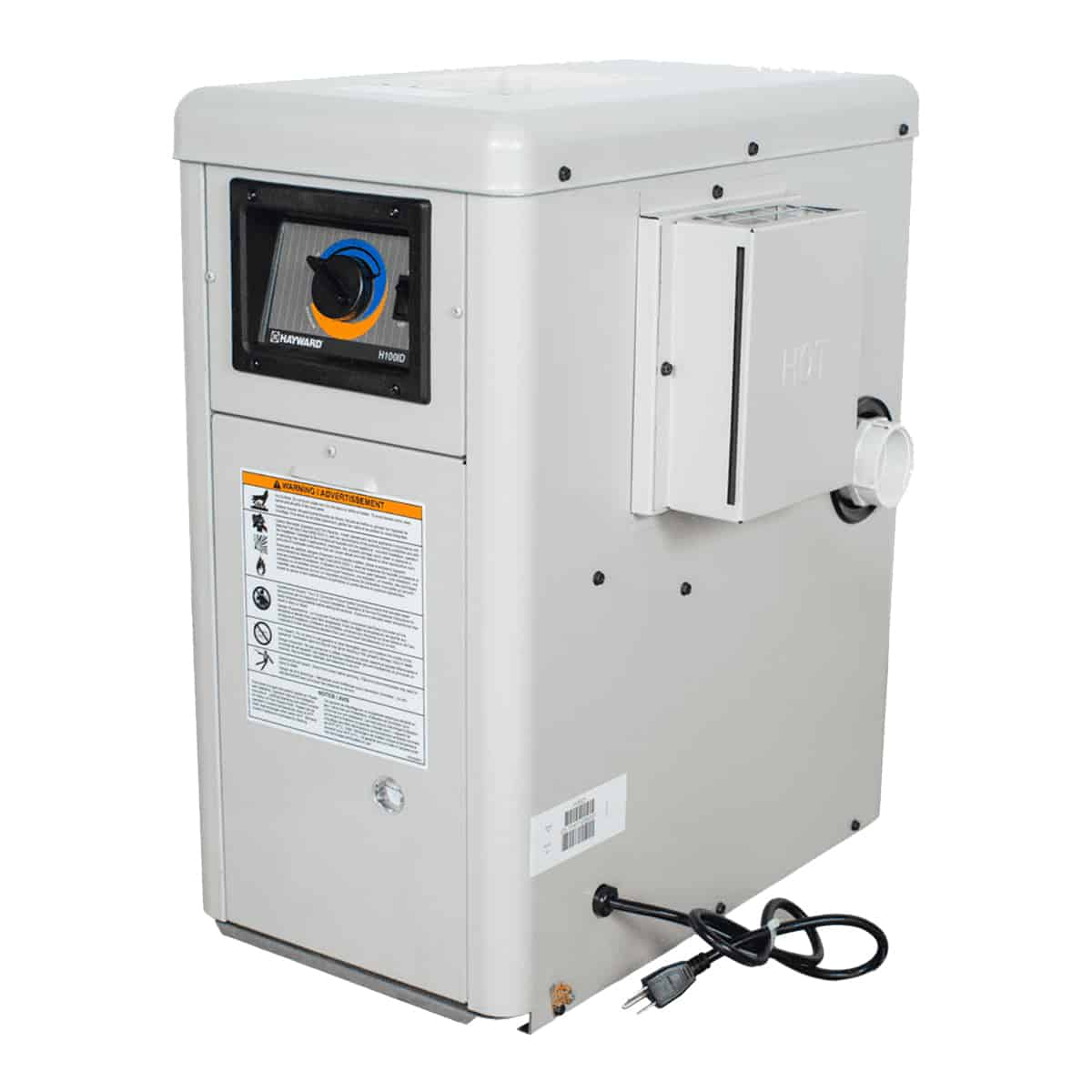 Hayward H100id1 Natural Gas Above Ground Pool Heater