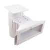 Hayward Inground Wide Mouth White Skimmer Square Lid