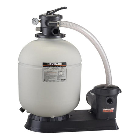 "Pro-Series 23"" Sand Filter with 1.5HP Power-Flo Matrix Pump"