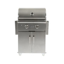 Coyote C-Series 28-Inch 2-Burner Freestanding Gas Grill