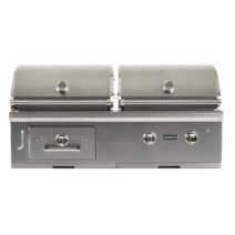 Coyote Centaur 50-Inch Built-In Gas/Charcoal Dual Fuel Grill