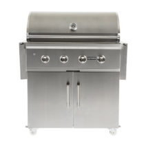 Coyote S-Series 36-Inch 4-Burner Freestanding Gas Grill
