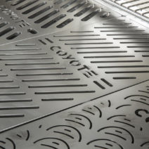 """Coyote Signature Cooking Grates for 34"""" & 36"""" Gas Grills"""