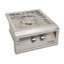 Alfresco 24-Inch Versa Power Cooking System Features