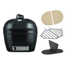 Primo Oval XL Ceramic Kamado Grill Package