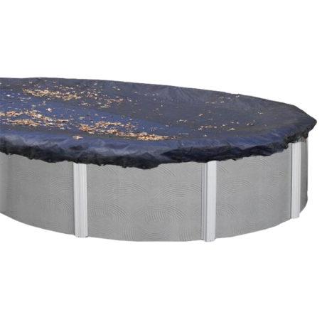 GLI Oval Leaf Net Pool Cover