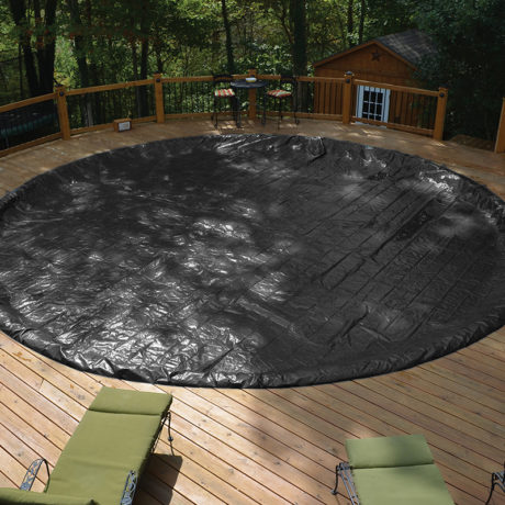 Round GLI Classic Winter Swimming Pool Cover