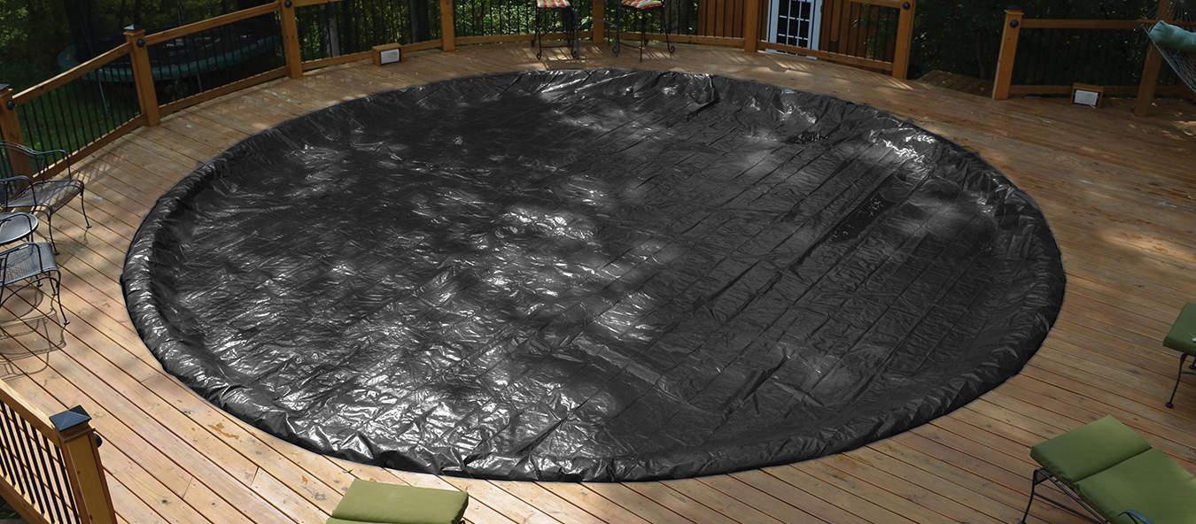 Round GLI Winter Pool Cover