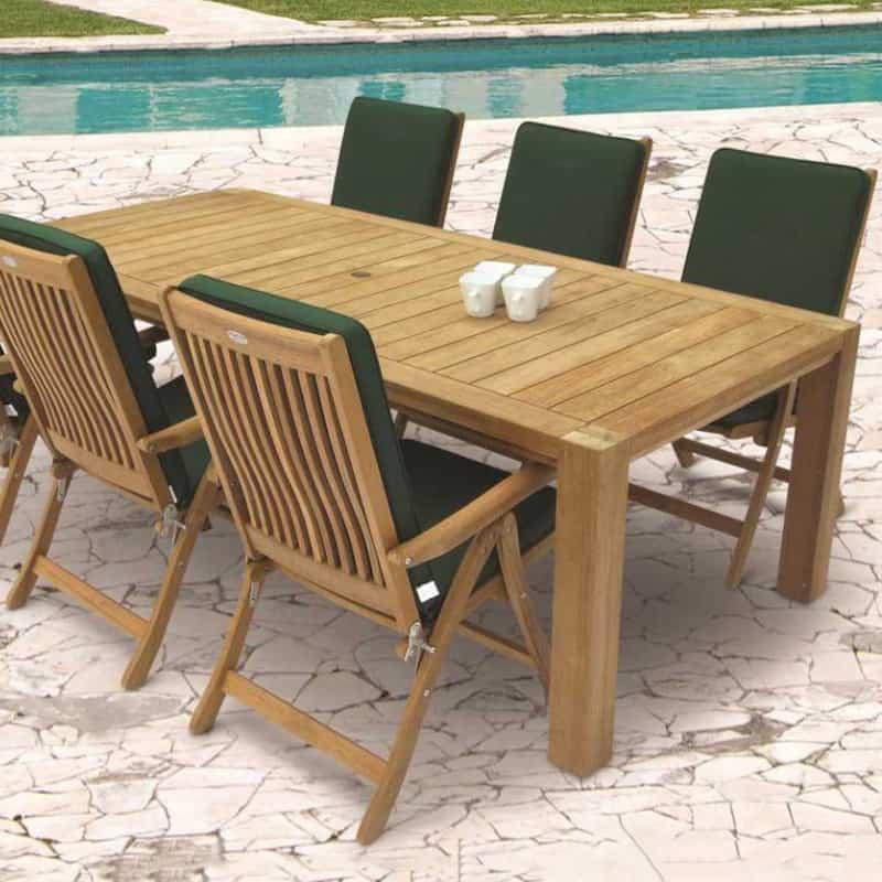 Royal Teak Collection Comfort Table