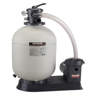 Hayward Pro Series 18in Filter combo