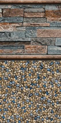 Pedra Fe Pool Liner
