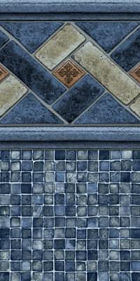Mountaintop Mosaic 36 Mil