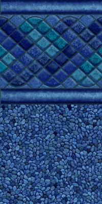 Ocean Blue 30 Mil