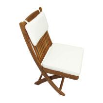 Royal Teak Collection Multi Cushion-White