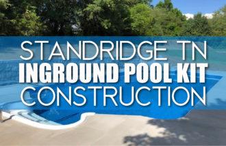 Roman End Pool Construction