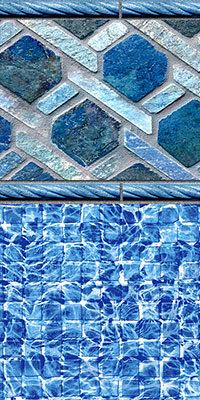 Blueridge River Pool Liner